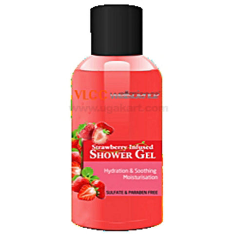 VLCC Strawberry Infused Shower Gel