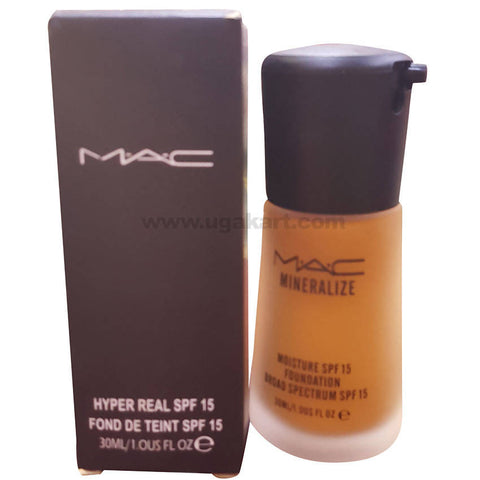 Mac Mineralize Fond de Teint SPF 15 30ML