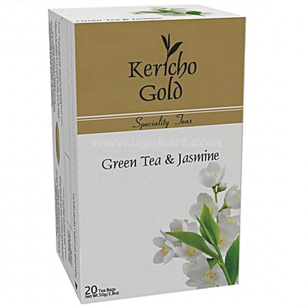 Kericho Gold Green Tea & Jasmine-2g