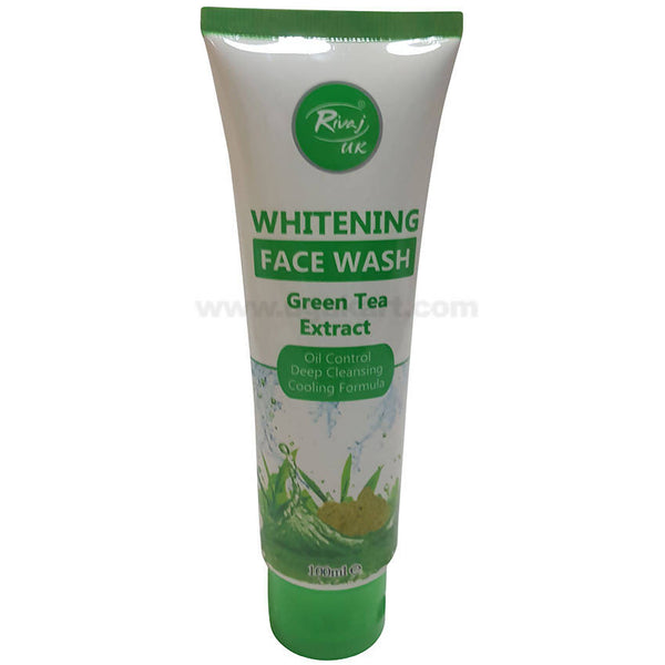 Whitening Face Wash Green Tea Extract 100ml