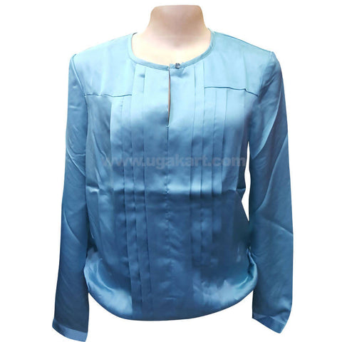 Blue Top For Women