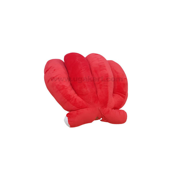 Red Banana Type Cushion