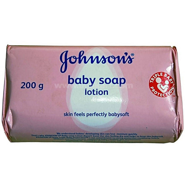Johnsons Baby Lotion Soap -200g