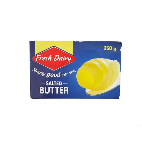 Fresh Dairy Butter - Salted 250gm