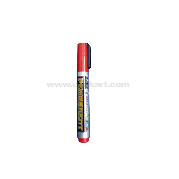 Permanent Marker Red_2PC