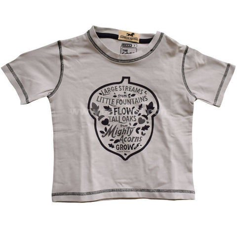 Kids White T Shirt_7 years
