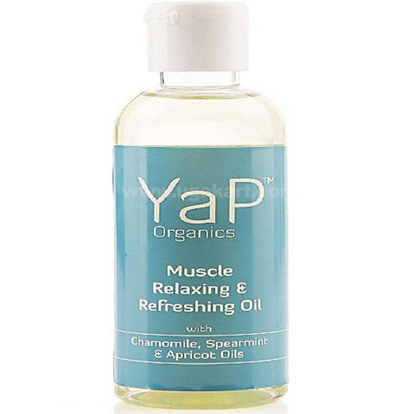 YaP Organics Muscle Relaxing & Refreshing Oil