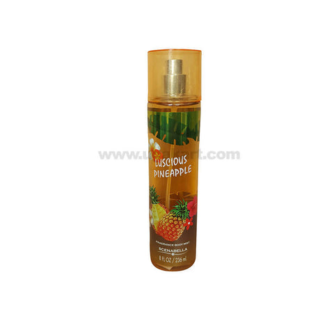 Luscious Pineapple Fragrance Body Mist_236ml