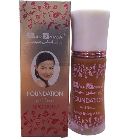 Kiss Touch Foundation SPF 15Pa++ Upgrade