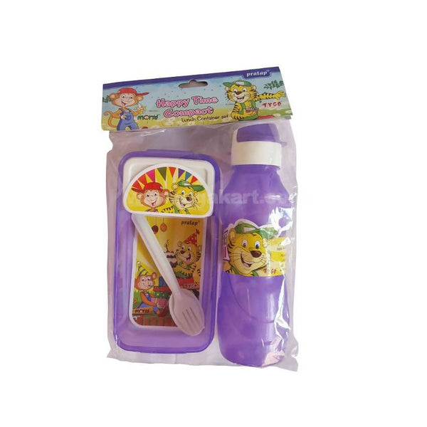 Happy Time Lunch Container Set