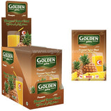 GOLDEN JUICE POWDER DRINK 10 GR Pineapple ( 1 Outer * 24pc)