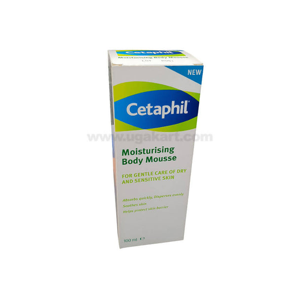 Cetaphil Moisturising Body Mousse-100ml