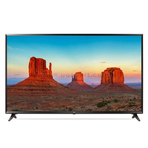 LG 65 Inch UHD Smart TV - 65UK6100PVA_Black