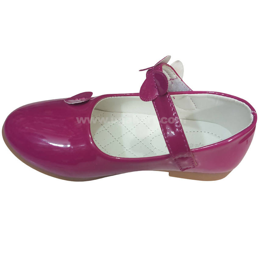 Purple Toddler children-Baby Girls shoes(Size-25 to 30)