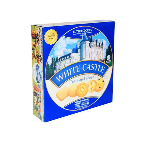 White Castle - Traditional Recipe 125g