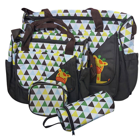 MultiColour Baby Bag Set