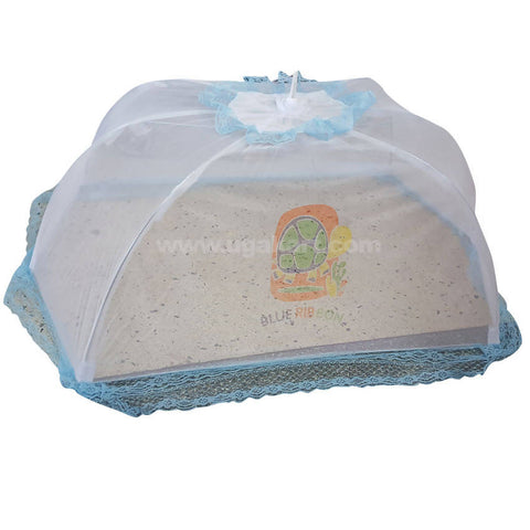 Blue Color Mosquito Net For Kids