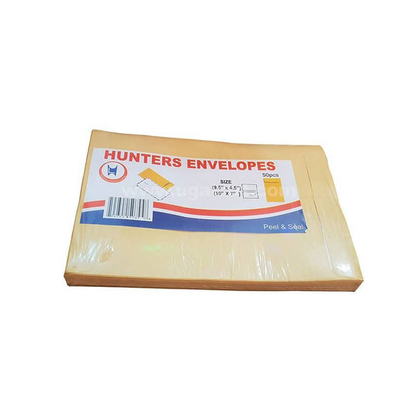 "Hunters Envelopes (10"" X 7"") 10PC"