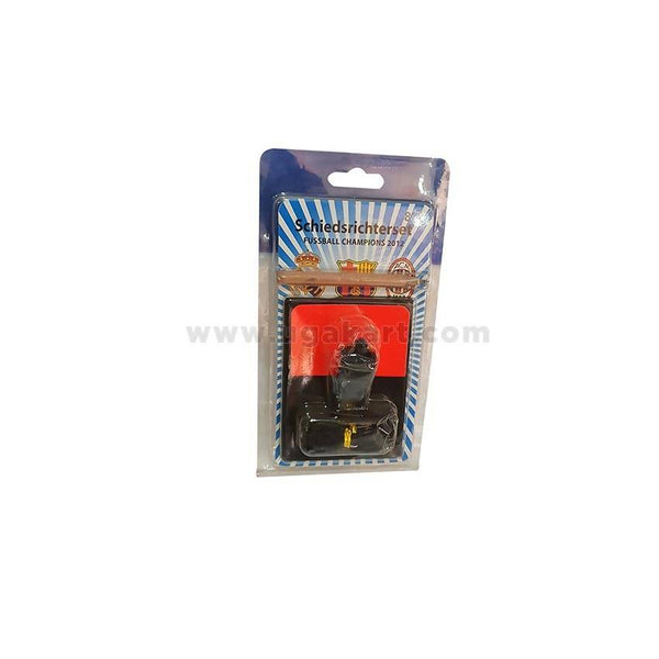 Set Of Whistle-Red Card and Pen - 3 Pcs
