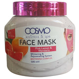 COSMO Pink Lemon & Mandarin Wellness & Spa Face Mask, 500ml