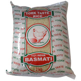 York Taste Rice 1121 Indian Basmati_2KG