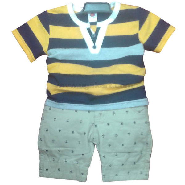 Multi Color Boys Wear (8months)