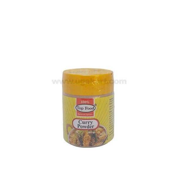 Top Food Curry Powder_50gm