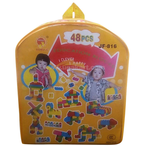Bubule Education Blocks_48pcs