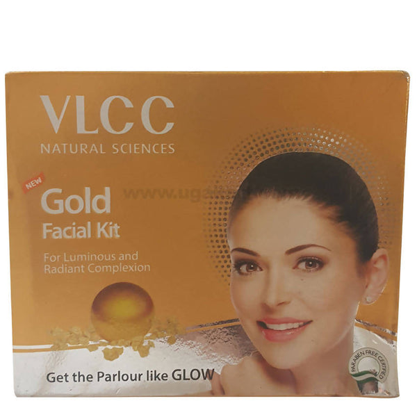 VLCC Natural Science Gold Facial Kit,60g