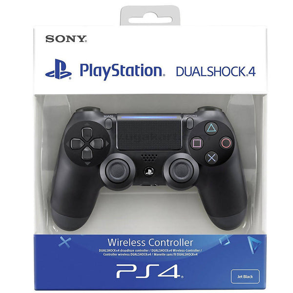 Dualshock 4 Wireless Controller for PS4 - Black