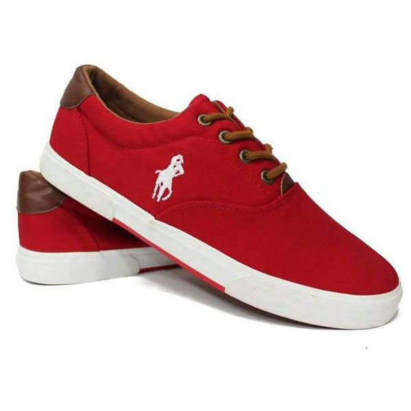 Hzb Red Mens Shoes