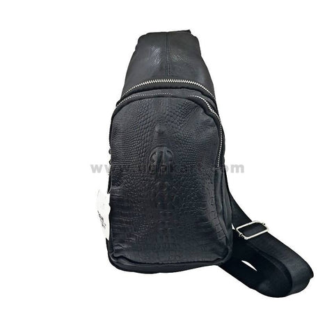 Men's 100% Real Leather Backpack
