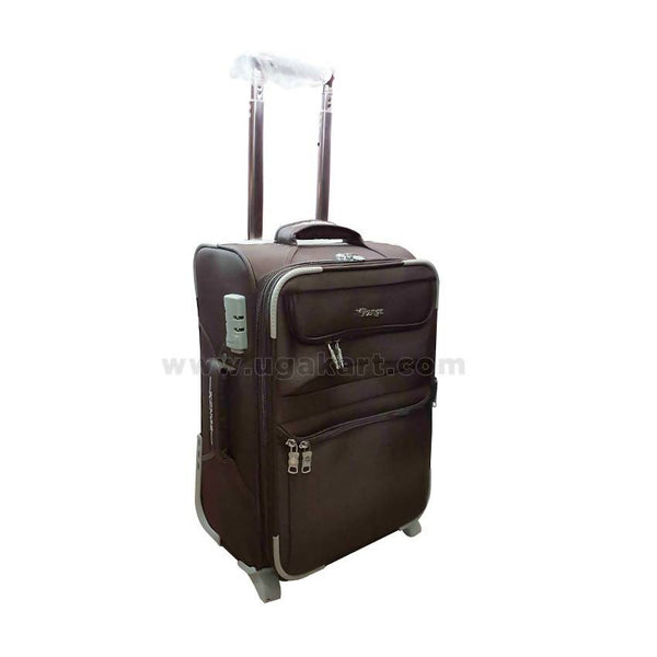 Brown Suit Case (Trolly Bag)(Medium Size)