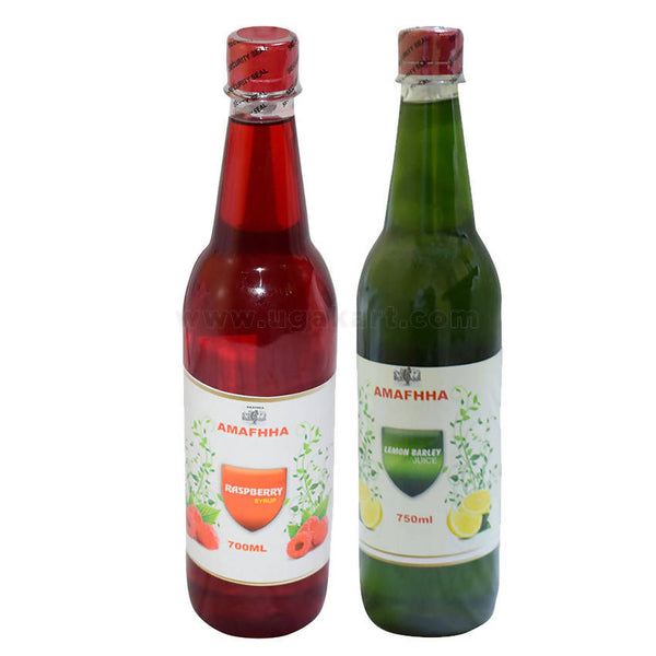 Grocery Combo 10 Pack Of 2 Amafhha Syrup 700ml