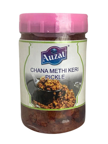 Auzat Methi Keri Pickle_500 Gram