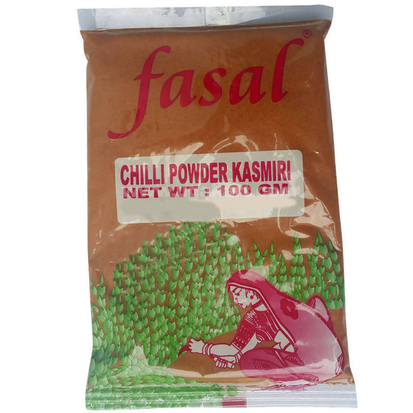 Fasal Chilli powder (Extra Hot) 100Gm