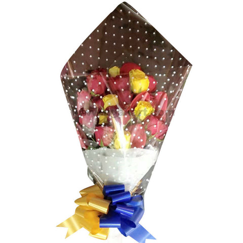 Floral Fantasy Fresh Flower Bouquet