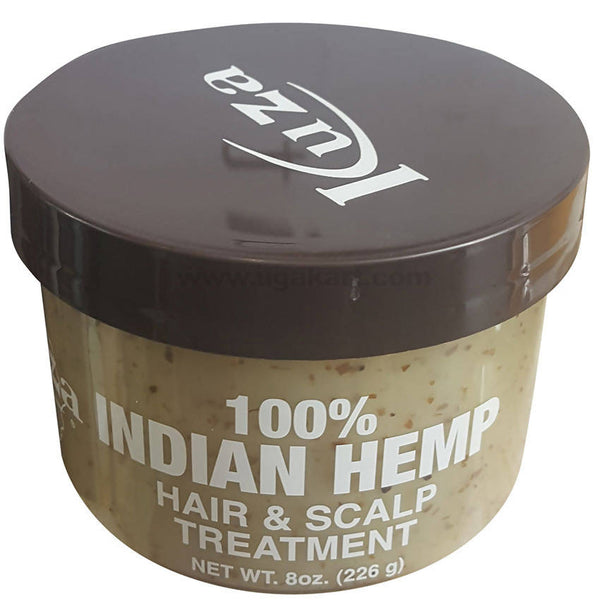 100% Indian Hemp Hair & Scalp Treatment, 226g