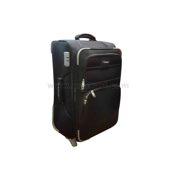 Black Suit Case (Trolly Bag) (Medium Size)