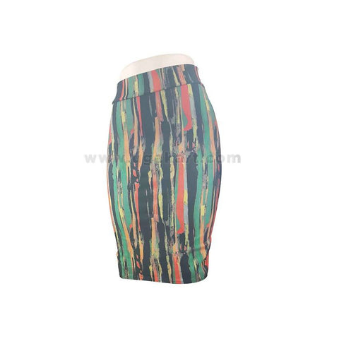 Multi Colour Ladies Skirt