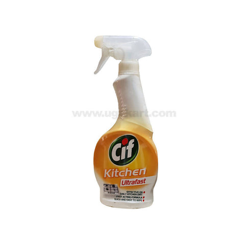 Cif Kitchen Ultrafast Kitchen Cleaner