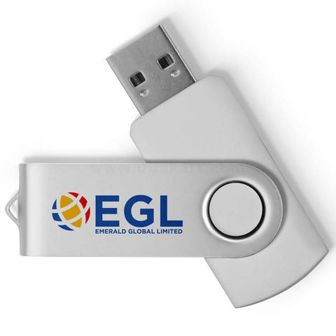 Personalized Flash Disks with Logo