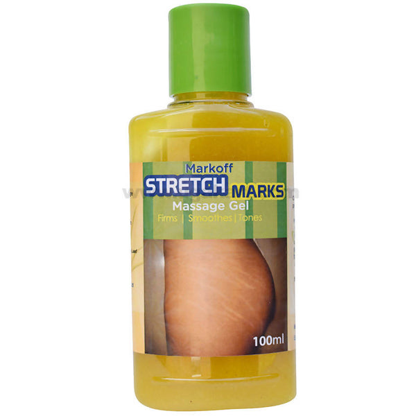 Markoff Stretch Marks Massage Gel_100ml