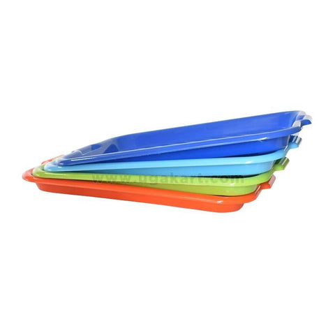 Plastic Rectangular Tray