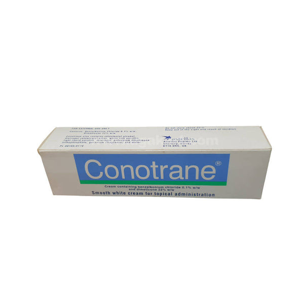 Conotrane Cream-Containing Benzalkonium Chloride 0.1% W/W &Dimeticone 22% W/W