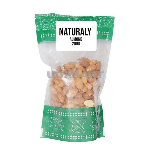 Naturaly Almond 200gm