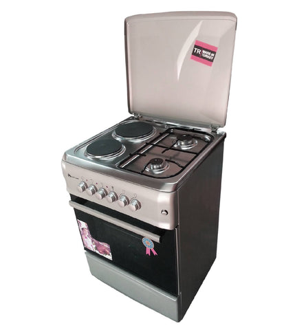 S6022ER-I Electric Plate Gas Cooker