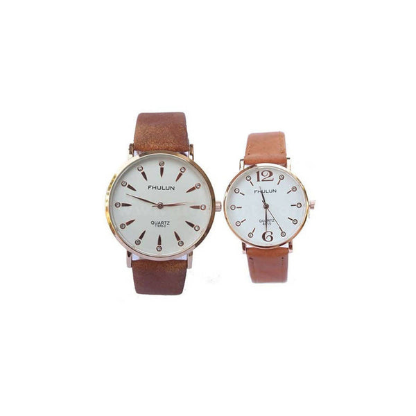 Two Pack Of His And Her Designer Watches