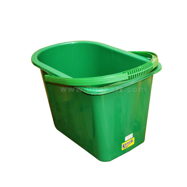 Kleenit Green Mop Bucket