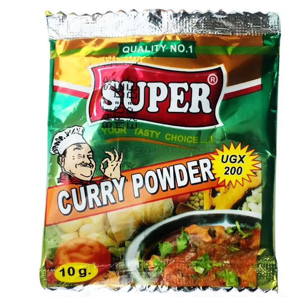 SUPER CURRY POWDER_10G